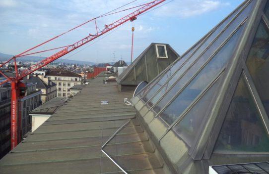 s'Drooni sur Genève