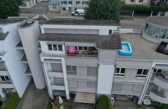 s'Drooni über Eschenbach