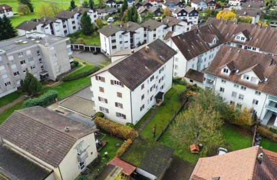 s'Drooni über Hadlikon-Hinwil
