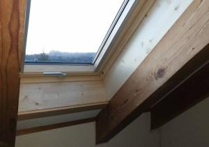 Wechsel Dachfenster SD