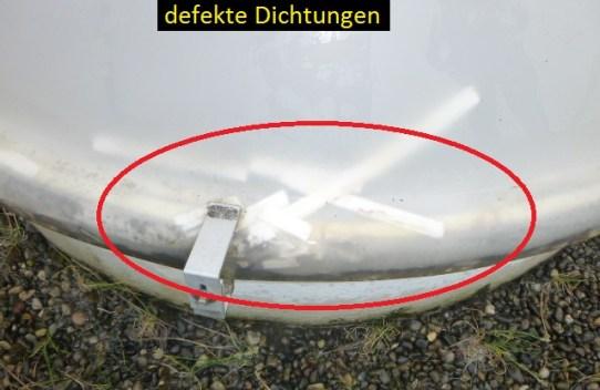 Dach-Bestandesaufnahme in Zürich