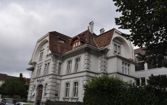 Dachsanierung Museumstrasse 1, 2502 Biel