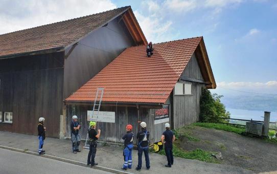 PSAgA bei der tüscher Dach AG
