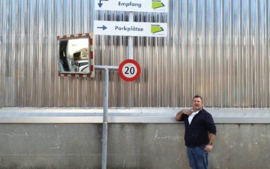 TECTON St. Gallen mit neuem Standort