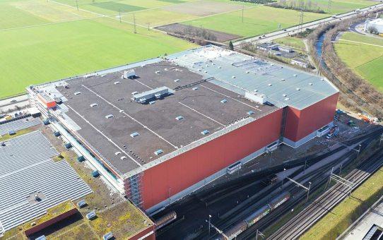 An-/Neubau Logistikgebäude Migros-Verteilbetriebe Neuendorf