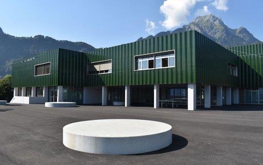 Sanierung Schulanlage Grossmatt Hergiswil