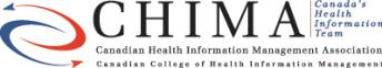 chima, canadian health information management association logo