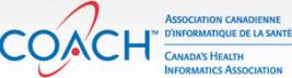 CANADA'S HEALTH INFORMATIONS ASSOCIATION logo