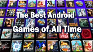 Android games websites