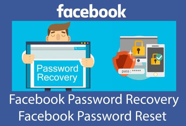 Facebook Password Recovery - Facebook Password Reset