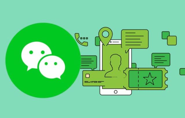 Wechat - Create WeChat Account