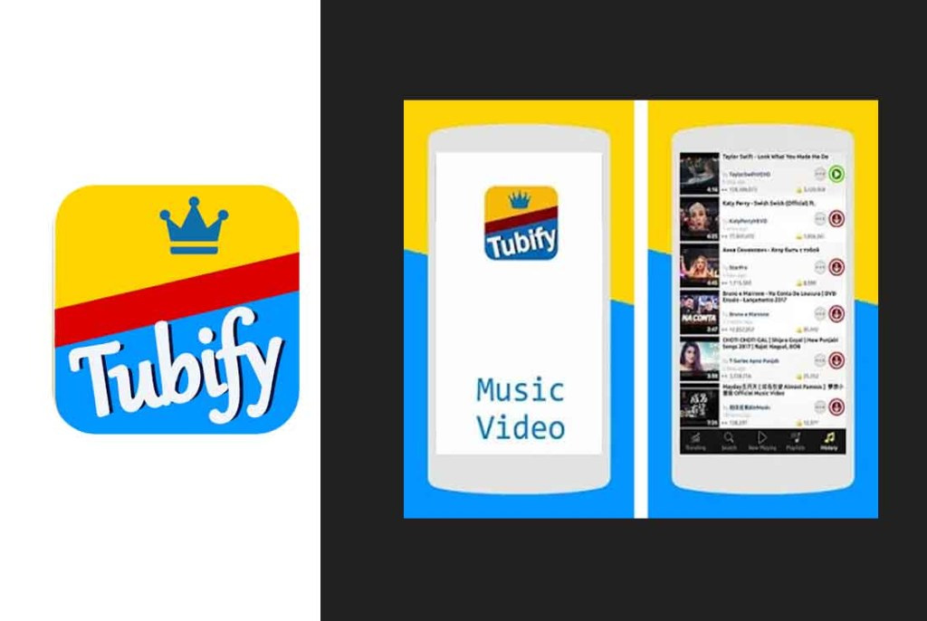 Tubify Mp3 - Music Player & Download | Tubify Mobil