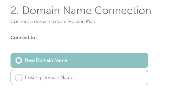 Namecheap registration step 2