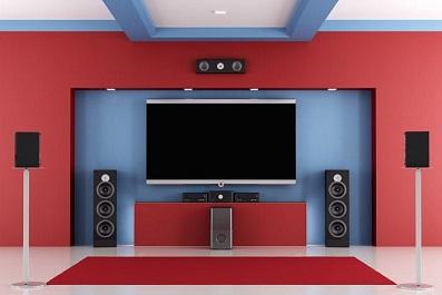 Multi Channel Home Theatre- surround sound