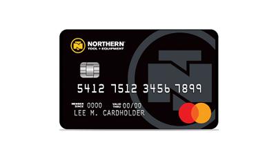 Northern Tool Credit Card