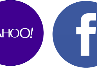 yahoo mail for facebook