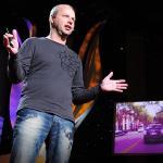 Sebastian Thrun: Google's driverless car