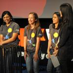 Lauren Hodge, Shree Bose + Naomi Shah: Award-winning teenage science in action