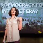 Pia Mancini: How to upgrade democracy for the Internet era