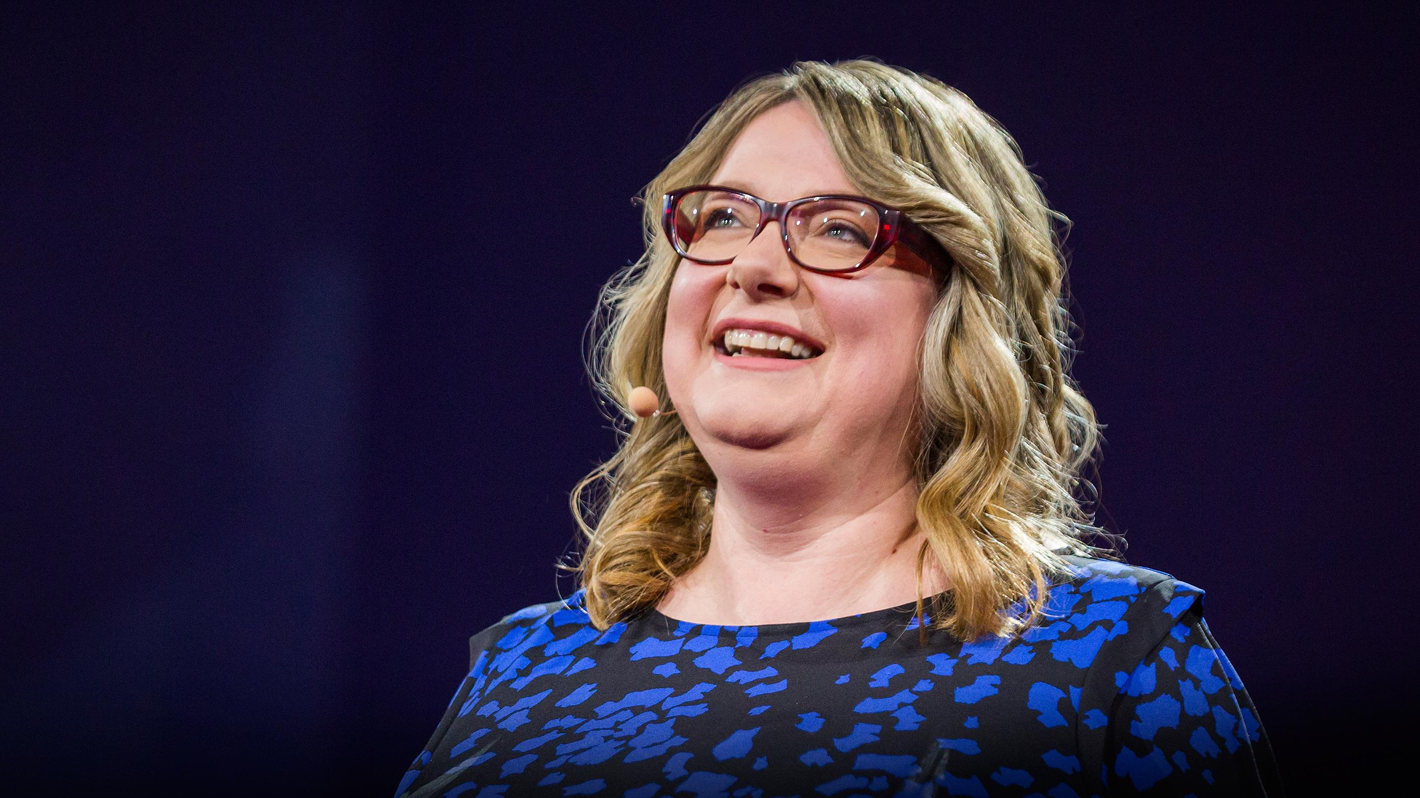 Talk by Sophie Scott at TED2015
