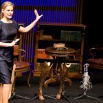 Aimee Mullins: My 12 pairs of legs