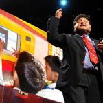 Sugata Mitra: The child-driven education