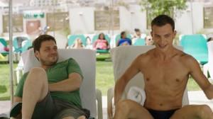 Oz Zehavi and Ohad Knoller in YOSSI 2
