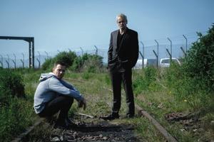 Ewan McGregor and Jonny Lee Miller in T2 Trainspotting