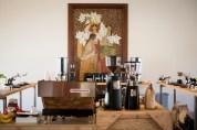 Coffee bar at TEDActive 2013