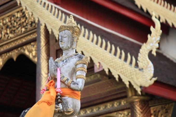 LGV168 2015-02-22 thailand chiang mai wat chieng mun buddha copy