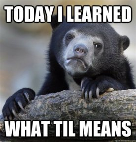 """#TIL """"Today I Learned"""": A Fun Web Meme that's Great for Promoting Metacognition"""