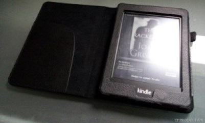 ForeFront case - leather for Kindle Paperwhite