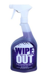 wipe out cleaner