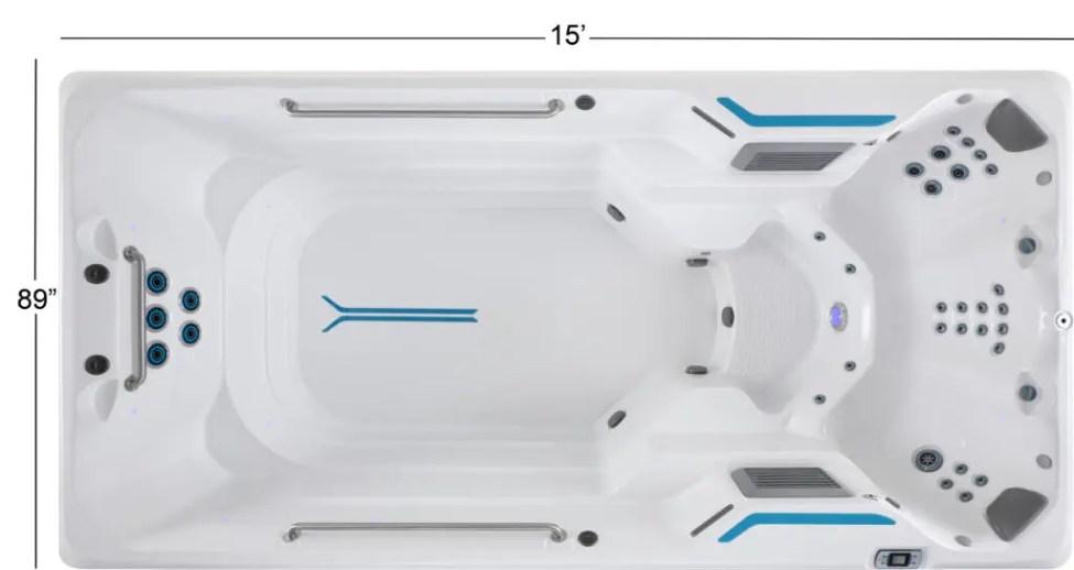 X500 overhead Measure