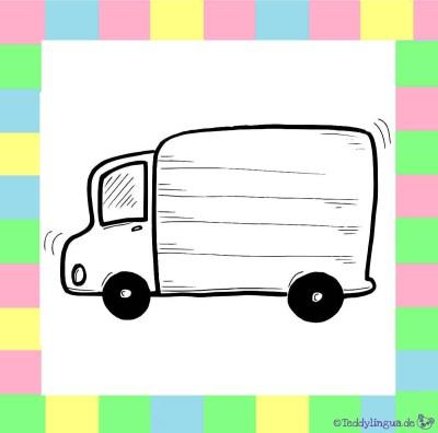 der Lastwagen