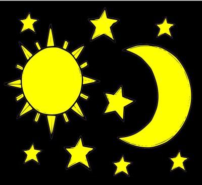 Kino Sonne Mond Und Sterne