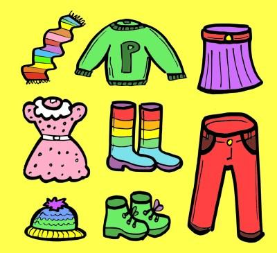 Alle Klamotten aus ihre Zieht Junge Fiona