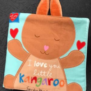 Book Panel - I love you little kangaroo