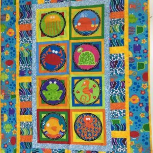 Quilt for Foster Kids