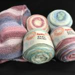 Yarn Katia Baby Paint