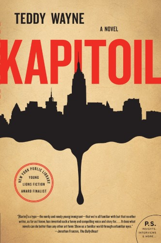 Kapitoil - high resolution cover - second printing