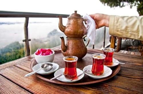 Teázási szokások Törökországban