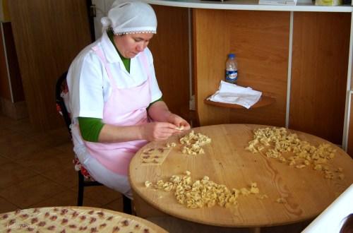Mantı, a török tortellini
