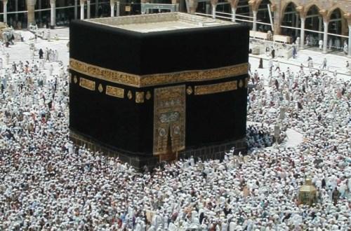 Haddzs, Mekka, Kába kő – közeleg a mekkai zarándokünnep