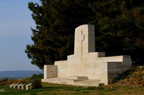 Látogatás a Dardanellákhoz, az ANZAC-emléknap