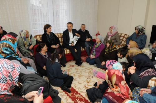 Vendégvárás törökösen – haladóknak