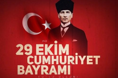 Október 29-én ünnepeli Törökország a köztársaság napját