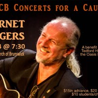 An Evening with Garnet Rogers to Benefit Tedford Housing, Oasis Free Clinics and UU Church of Brunswick