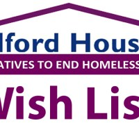 Tedford Housing's Most Needed Items for March 2018