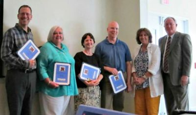 Outgoing Tedford Housing board members